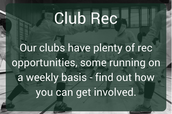 Club Rec - Our clubs have plenty of rec opportunities, some running on a weekly basis - find out how you can get involved.
